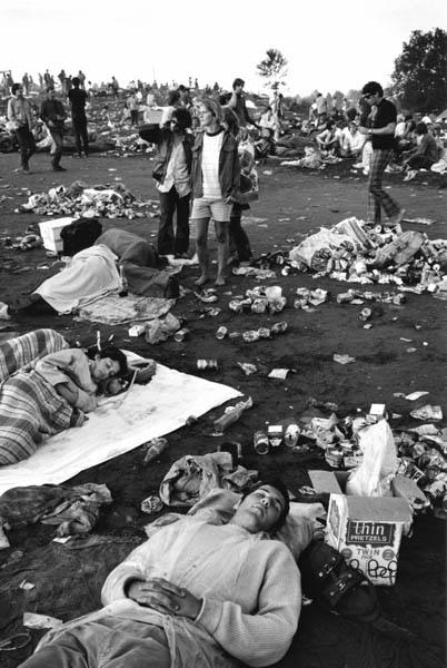 Woodstock 1969 2 Tribes Amp Things